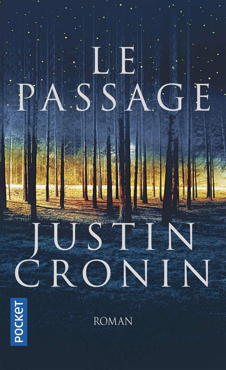Couverture Le Passager / Justin Cronin