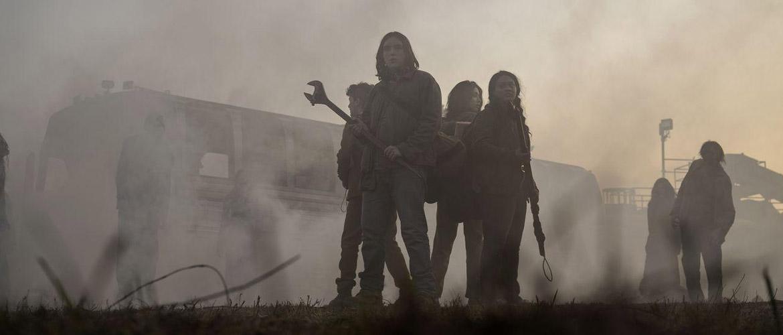 AMC repousse la sortie de The Walking Dead: World Beyond