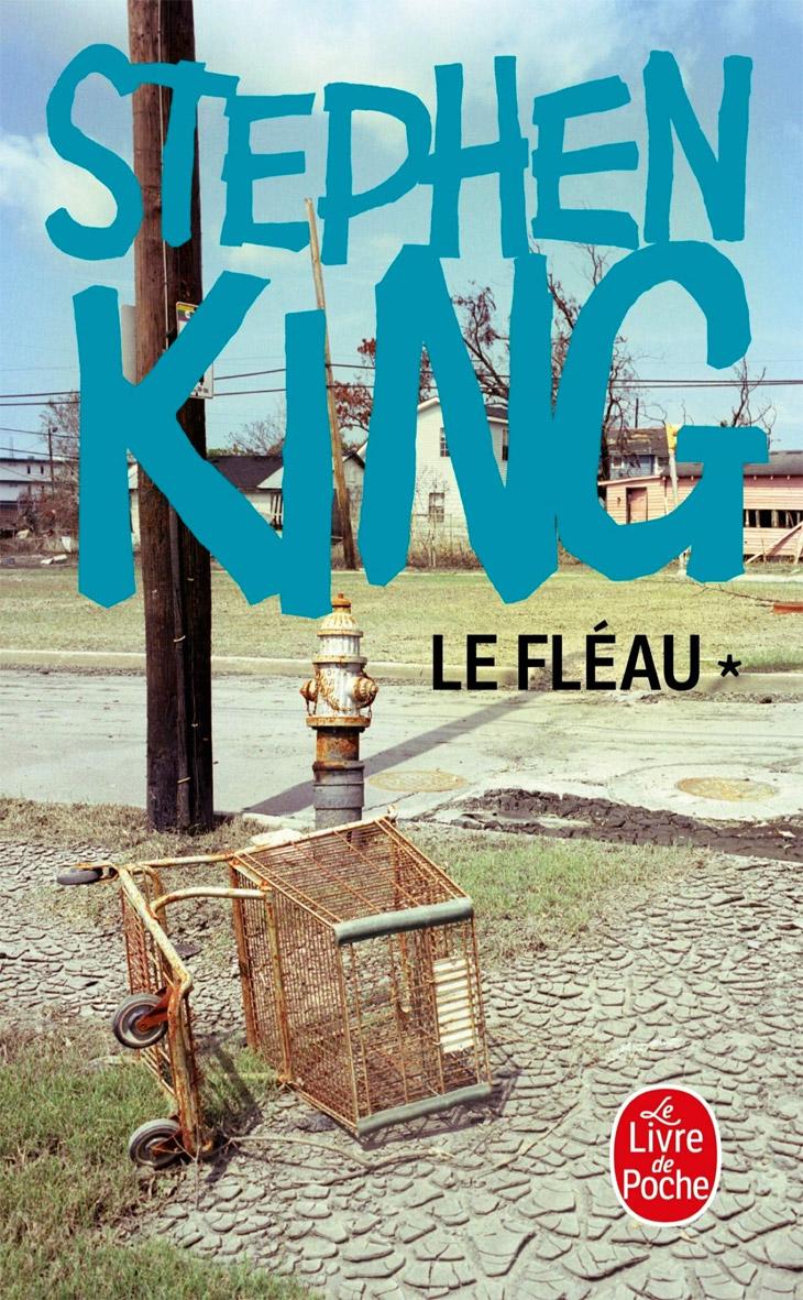 Couverture Le Fléau - Stephen King