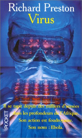 Couverture Virus Richard Preston