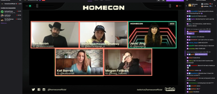 HomeCon 2020 : retour sur la convention en ligne