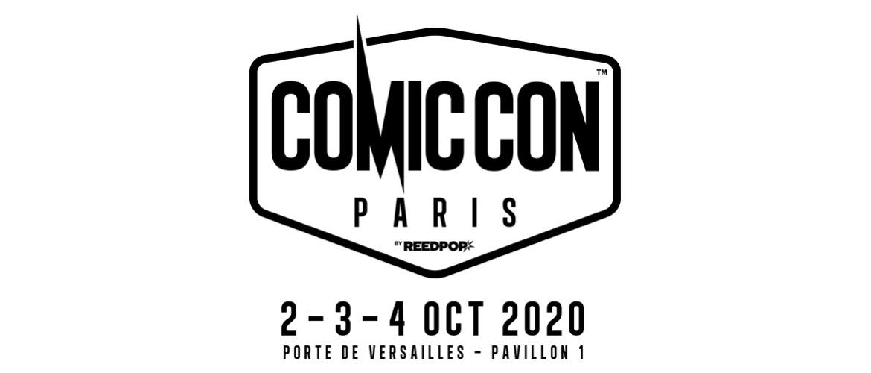 Le Comic Con Paris 2020 est annulé