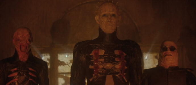 Hellraiser series in development at HBO