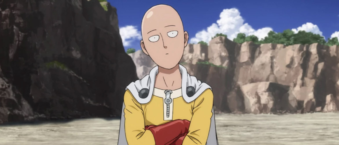 One Punch Man: a live-action movie currently under development by Sony Pictures