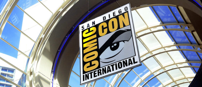 The San Diego Comic-Con tease about a virtual convention for this summer
