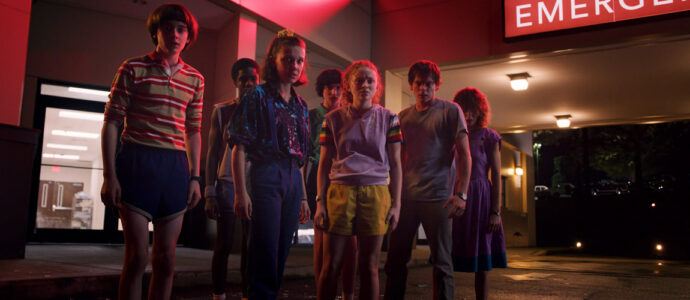 Stranger Things: People Convention confirms that they are working on a Stranger Fan Meet 4