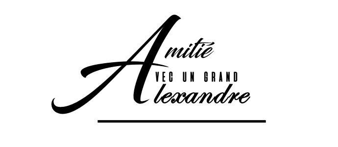 amitie-avec-grand-alexandre-une
