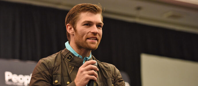 Liam McIntyre sera présent à la Rebels Spartacus 6