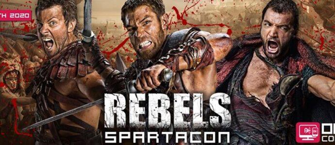 Spartacus : People Convention organise une convention en ligne