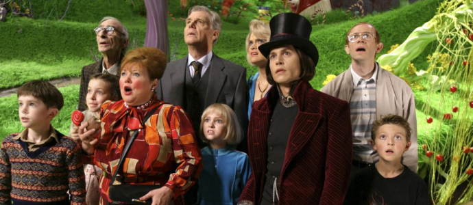 Willy Wonka's chocolate factory will soon be located in the Netherlands
