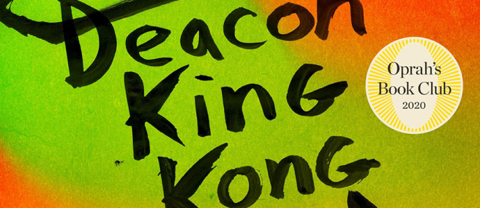 """""""Deacon King Kong"""" being adapted by Sister"""