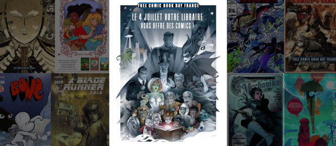 "Le ""Free Comic Book Day"" de retour en 2020"
