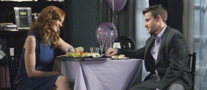 Desperate Housewives : Shawn Pyfrom (Andrew Van De Kamp) en septembre à Paris