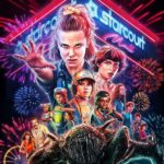 Convention séries / cinéma sur Stranger Things