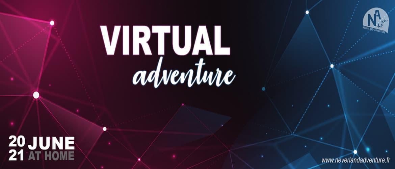 Neverland Adventure met en place une nouvelle convention virtuelle