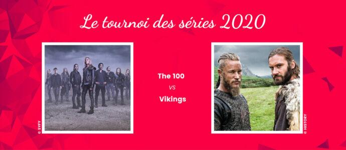 The 100 vs Vikings : premier duel du tournoi des séries de Roster Con