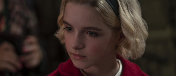 The Chilling Adventures of Sabrina will end with Part 4