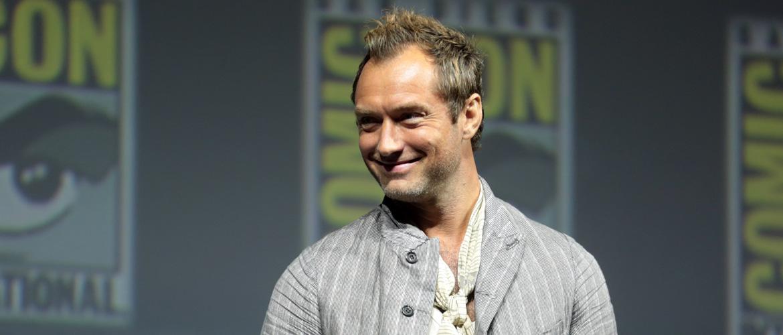Jude Law en Capitaine Crochet pour Disney