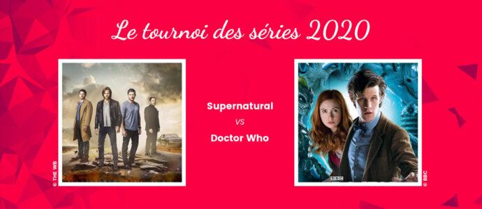 Supernatural vs Doctor Who : un duel de séries incontournables