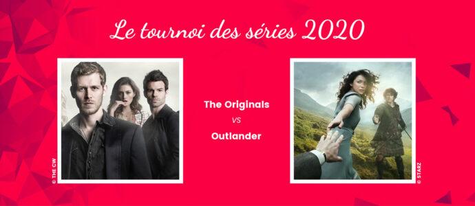 The Originals vs Outlander : qui remportera ce nouveau duel du tournoi des séries ?