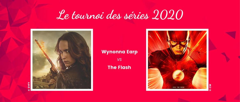 Arrow vs Charmed : quelle série rejoindra The Flash en huitième de finale ?