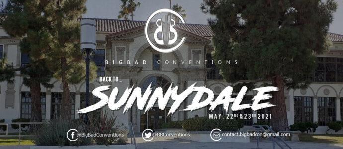 Buffy contre les Vampires : l'événement Back to Sunnydale reporté à 2021
