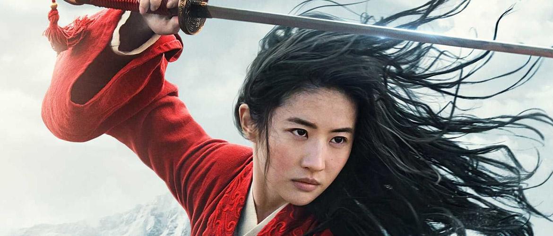 Mulan: an explosive new trailer