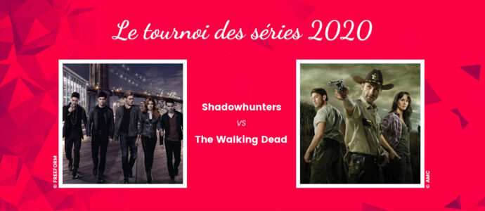Shadowhunters vs The Walking Dead : quelle série rejoindra le prochain tour du tournoi ?