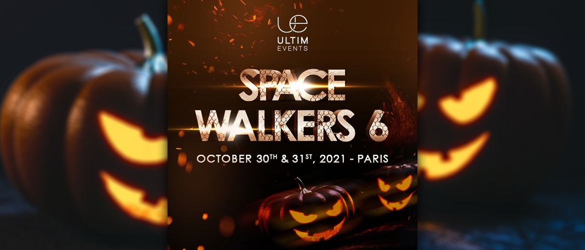 The 100: Ultim Events announces the sixth edition of its Space Walkers convention