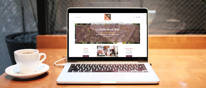 La Belle Book Box : La box livresque dédiée aux livres d'occasion