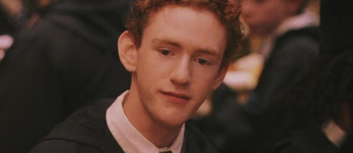 Harry Potter : Chris Rankin, invité de la convention Remember Years Of Magic