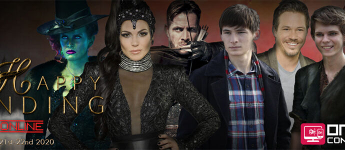 Once Upon A Time : 7 guests for the People Convention's online event