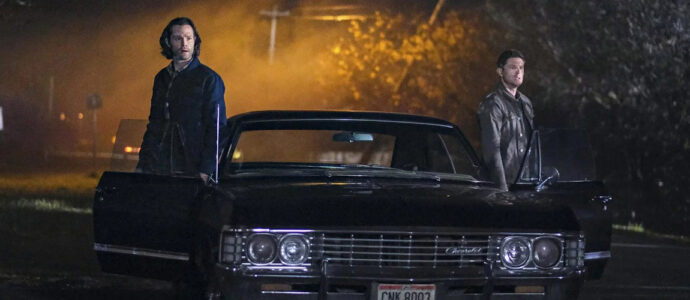 Supernatural : Jensen Ackles gardera la Chevrolet Impala à la fin du tournage