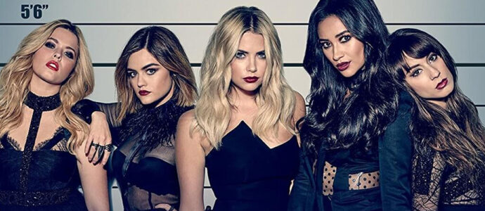 Pretty Little Liars: a reboot by Roberto Aguirre-Sacasa currently under development