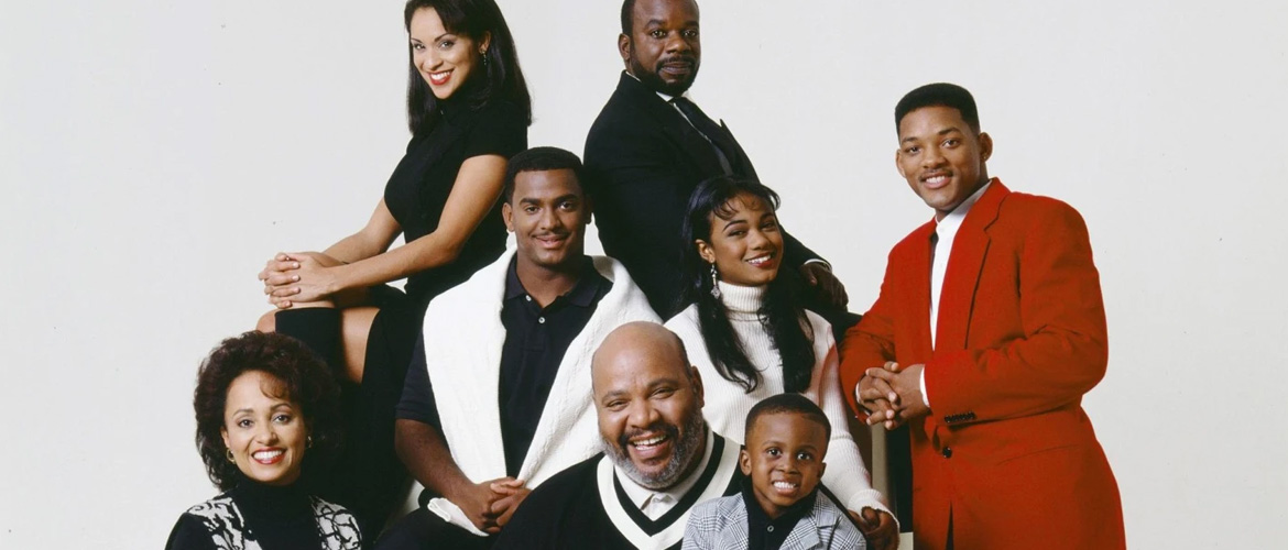 The Fresh Prince of Bel-Air: a reunion of the cast on HBO Max to celebrate the 30th anniversary of the series
