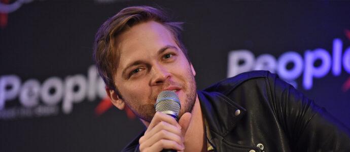 Alexander Calvert (Supernatural) participera à la Spooky Con