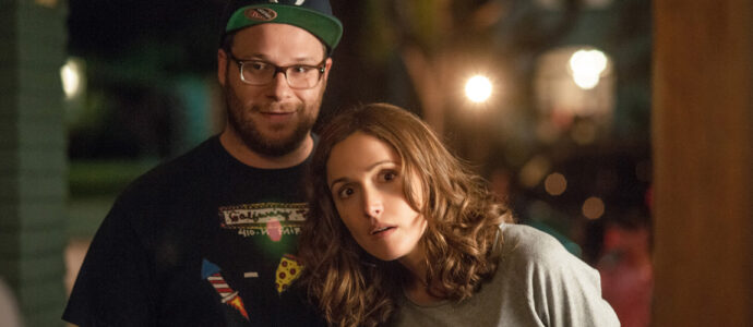 Casting News : Rose Byrne et Seth Rogen réunis dans une série, Chloë Grace Moretz en tête d'affiche d'une nouveauté Amazon, ...