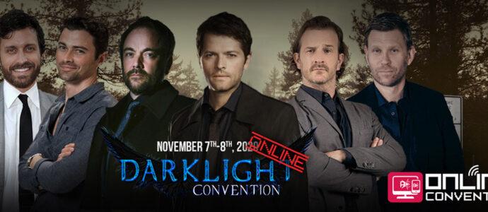 DarkLight Con Online : le programme du week-end 100% supernatural