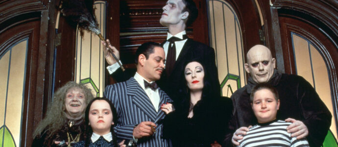 The Addams Family: a new series in preparation by Tim Burton