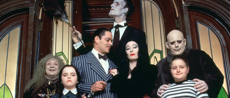 La Famille Addams : une nouvelle série en préparation par Tim Burton