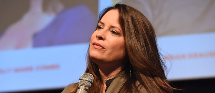 Holly Marie Combs (Charmed, Pretty Little Liars), seconde invitée de l'événement Empire's Virtual Hangout 3