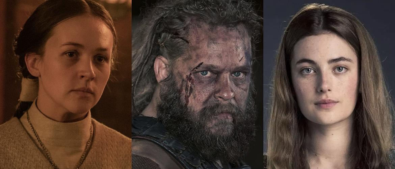 The Last Kingdom : Eliza Butterworth, Millie Brady et Jeppe Beck Laursen, derniers invités de la convention Everlasting Adventure Online