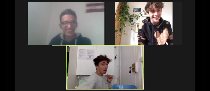 Skam France : retour sur le panel de Maxence Danet-Fauvel et Axel Auriant durant la Dream It At Home 4