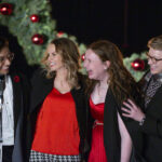 Photo High School Musical: The Musical: The Holiday Special - Frankie A. Rodriguez, Kate Reinders, Julia Lester & Joe Serafini