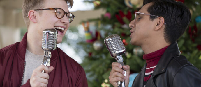 High School Musical: The Musical: The Holiday Special - Frankie A. Rodriguez & Joe Serafini