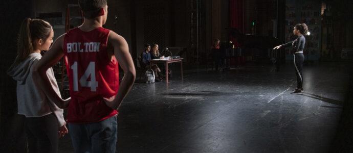 High School Musical: The Musical: The Series - Episode 101: The Auditions - Olivia Rodrigo, Matt Cornett & Sofia Wylie