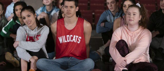 High School Musical: The Musical: The Series - Episode 101: The Auditions - Olivia Rodrigo, Matt Cornett & Julia Lester