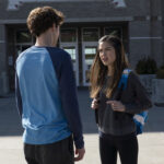 Photo High School Musical: The Musical: The Series – Episode 102: The Read-Through - Joshua Bassett & Olivia Rodrigo