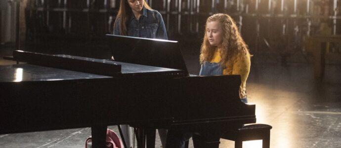 High School Musical: The Musical: The Series – Episode 102: The Read-Through - Julia Lester & Olivia Rodrigo