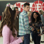 Photo High School Musical: The Musical: The Series – Episode 106: What Team? - Olivia Rodrigo (Nini) & Matt Cornett (EJ)
